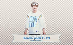 Render pack: V - BTS