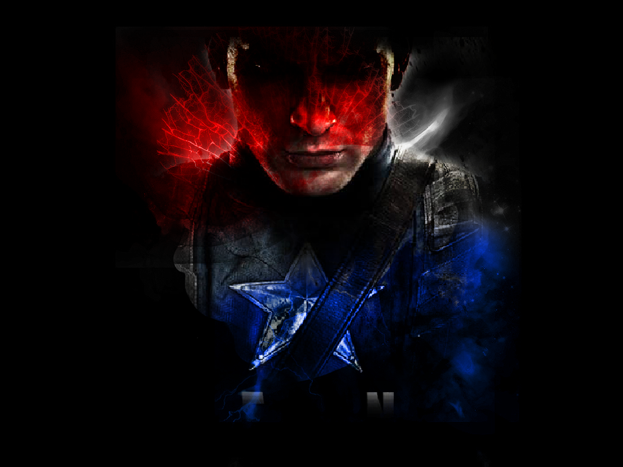 Captain America by NightSlash