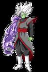 Marged Zamasu Fusion|FacuDibuja