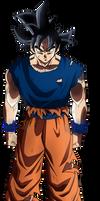 Goku Ultra Instict #4 |FacuDibuja