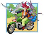 Wallpaper Dragonball Super #2|FacuDibuja