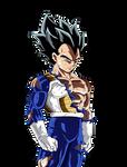 Vegeta Migatte No Gokui FacuDibuja