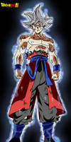 Goku Xeno Ultra Instinc|FacuDibja