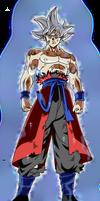 Goku Xeno Ultra Instinc Aura|FacuDibja