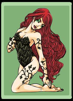 . Poison Ivy .