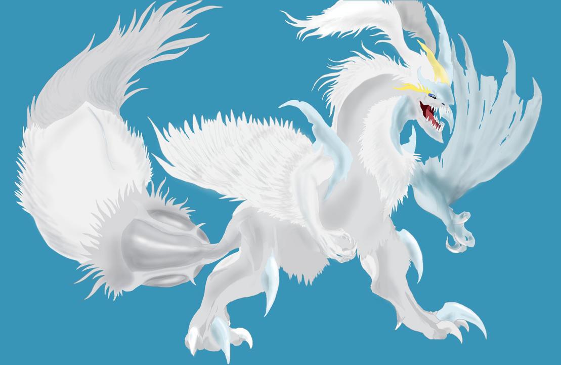 pin kyurem white overdrive reference pokemon black 2 on