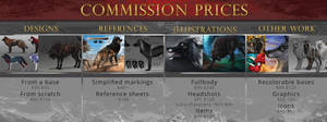 Commission info: CLOSED