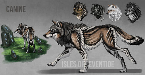 Canine Concept by Chickenbusiness
