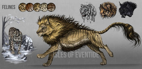 Feline concept by Chickenbusiness