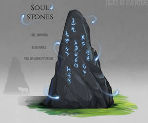 Soulstone concept by Chickenbusiness