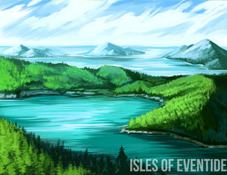 Lake concept by Chickenbusiness
