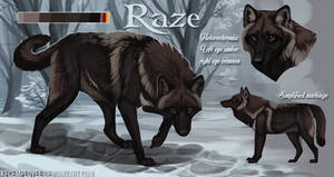 Raze's reference