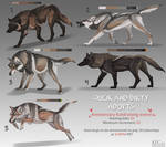 Quick wolf adopts: CLOSED