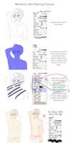 Sai Skin tutorial by Mireielle
