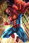 Spiderman by Ginmaart