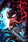 Venom Fan art by Ginmaart