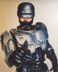 Robocop by hollykgoodner