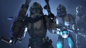 Commander Trackshot Squad [SFM]