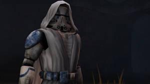 Clone Commander Keller by Sonoafafayon