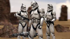 Clone Troopers... [SFM 4K]