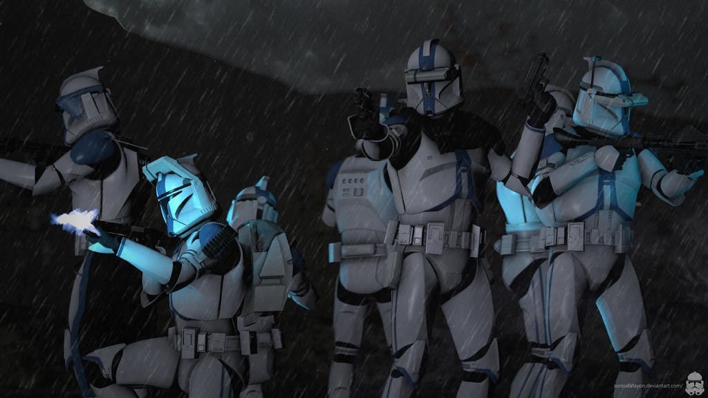 Surrounded [4K SFM] by Sonoafafayon