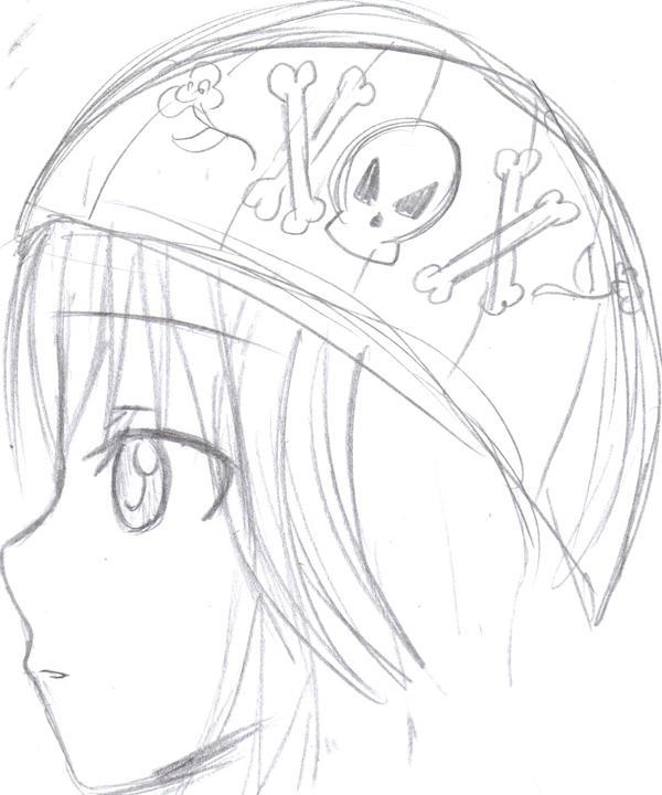 Anime Profile Drawings | Car Interior Design