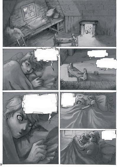 HanselAndGretel pg1 by Linyaen