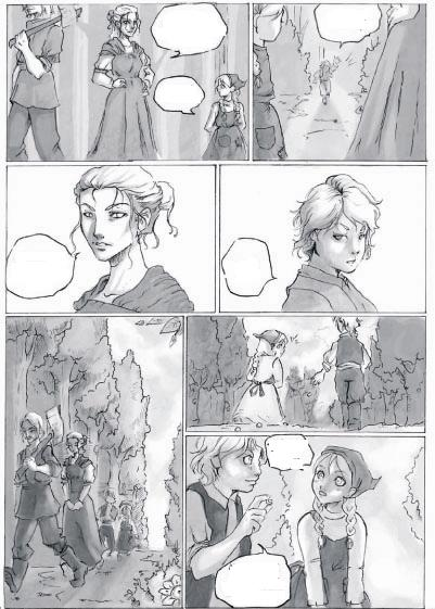 HanselAndGretel pg3 by Linyaen