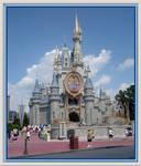 Cinderella Castle Front