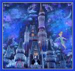 Cyrstal Blue Winter Wonderland