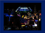 Tomorrowland at night - MK WDW