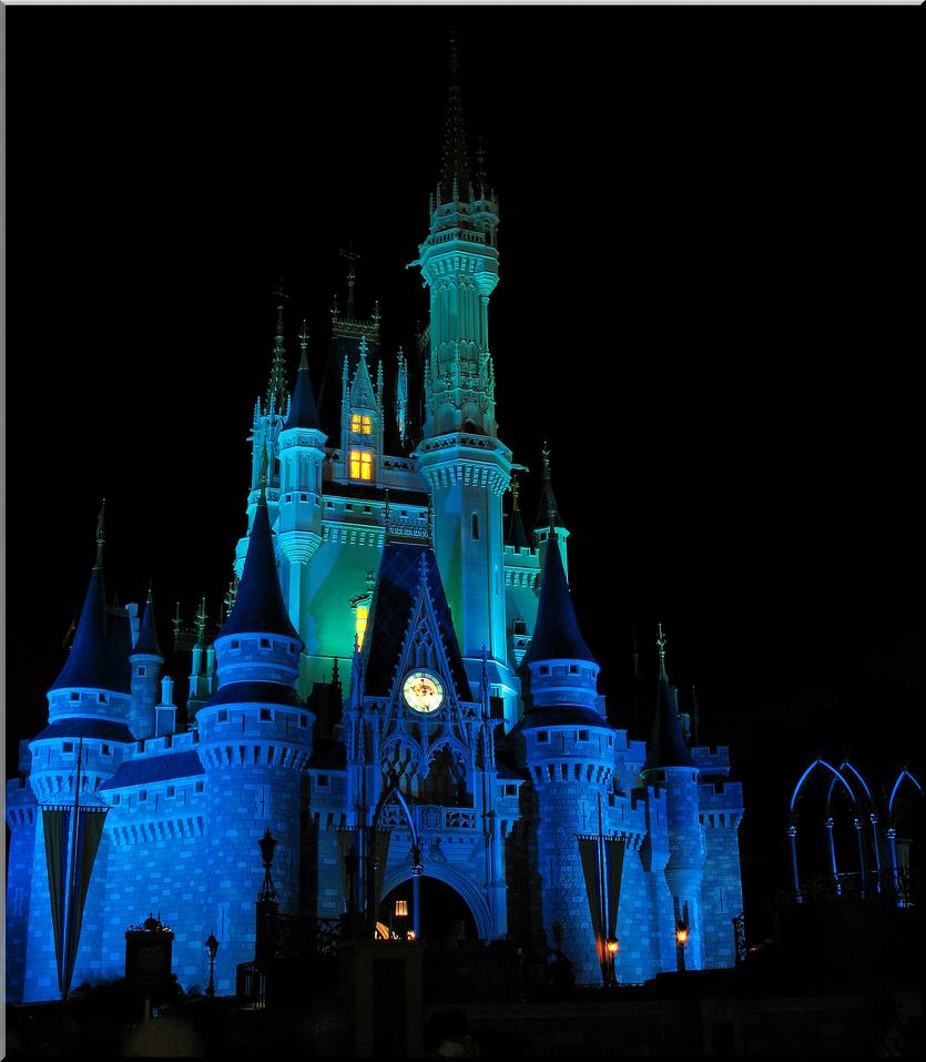 Cinderella Castle Tour