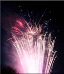 Firework Fountain