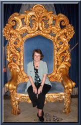 dA ID Cinderella Golden Table