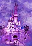 Sleeping Beauty Castle CSS BKG