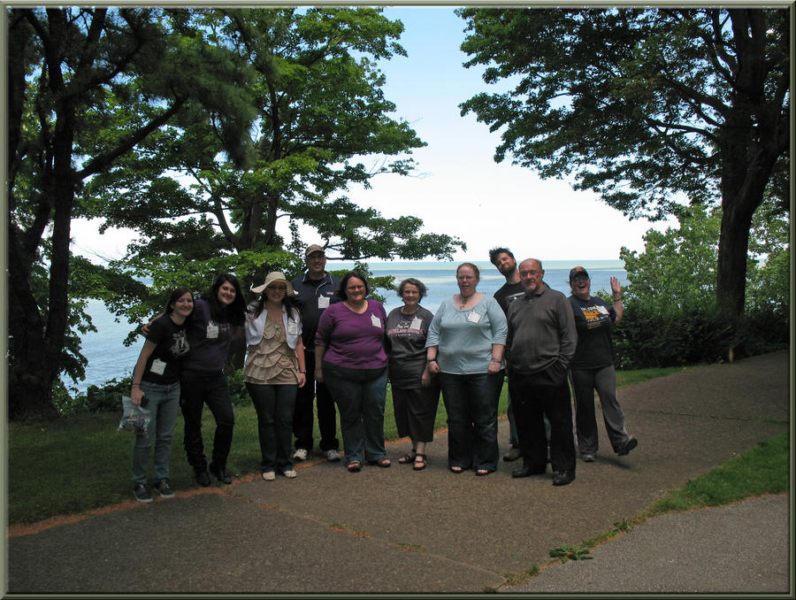 CleveMeet June 2 2012 Group Pic by WDWParksGal