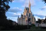 Cinderella Castle at MK