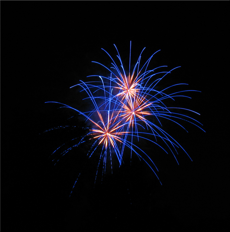 Firework Stock IMG 0662 by WDWParksGal