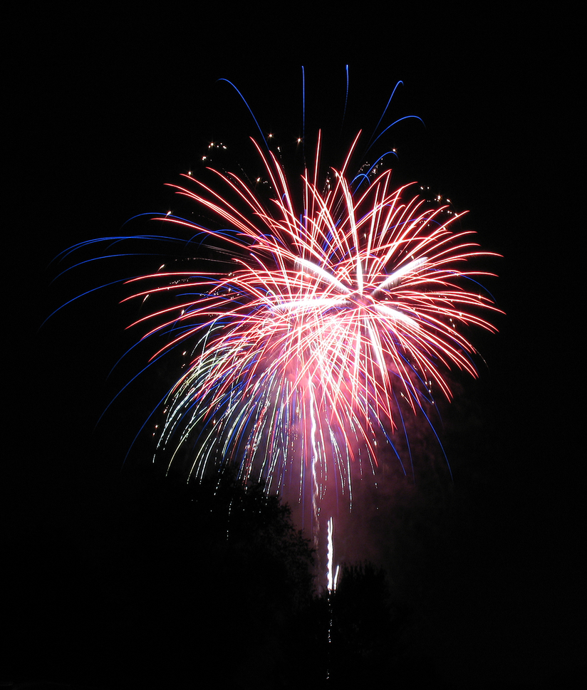 Firework Stock IMG 0634 by WDWParksGal