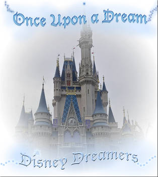 Once Upon a Dream DisDreamers GR Banner by WDWParksGal
