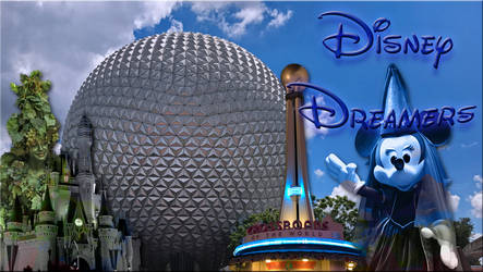 DisneyDreamers Banner 2 IMG 2474 by WDWParksGal
