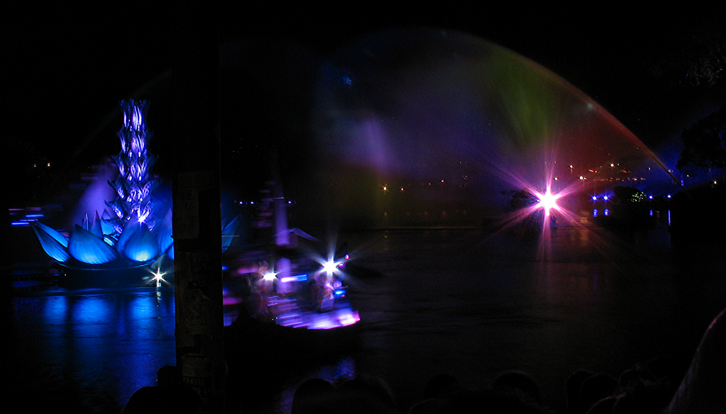 Animal Kingdom River Show IMG 1053 by WDWParksGal