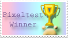 Prize Stamp for Pixel Magic by WDWParksGal