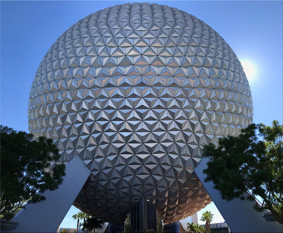 Spaceship Earth IMG 5226