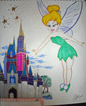 Wishes Tinker Bell Colab