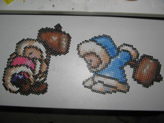 better looking ice climbers