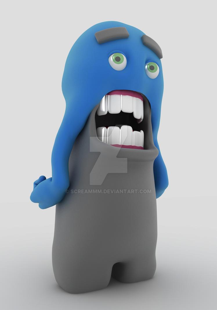 big mouth by Screammm