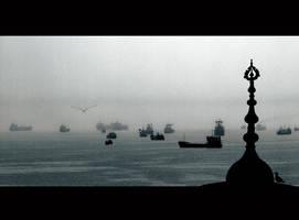 istanbul II by Melidesidero