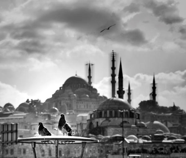 sehristanbul by Melidesidero