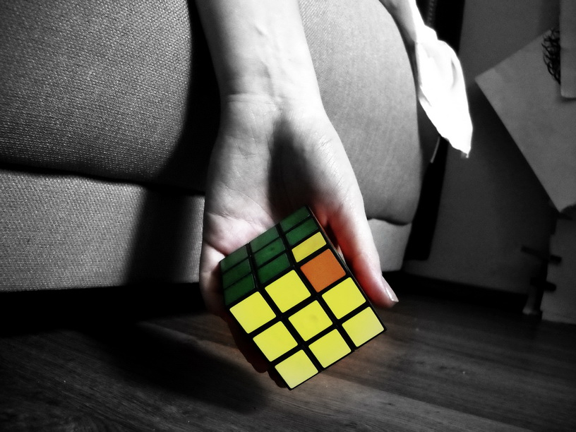 Rubik by ~MortishaAdams | Deviantart.com »